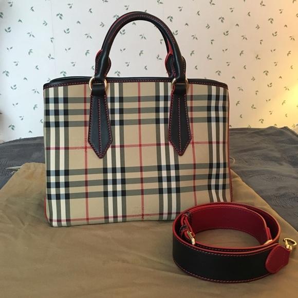 f5c37c7a155c Burberry Handbags - ✨SALE!✨ Authentic Burberry medium Ballingdon Tote